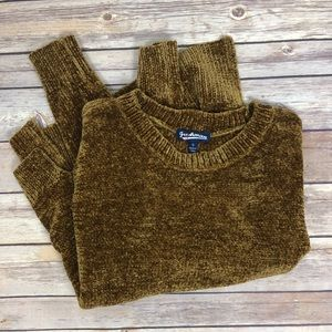 FRESHMAN 1996 chenille Sweater